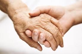El cuidado de los mayores a domicilio